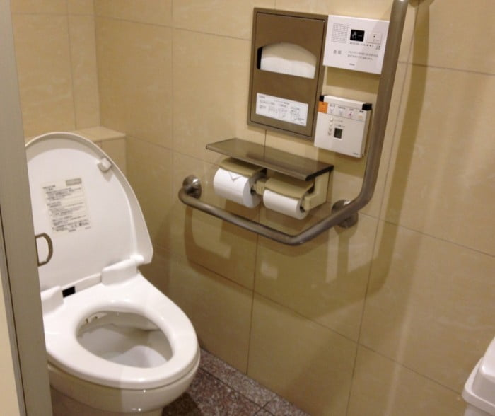 wellness toilet