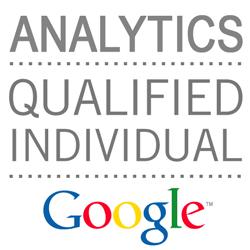 Google Analytics gecertificeerd