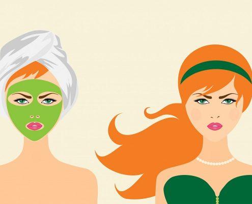 hoe de schoonheidsspecialist het kan winnen van de drogist