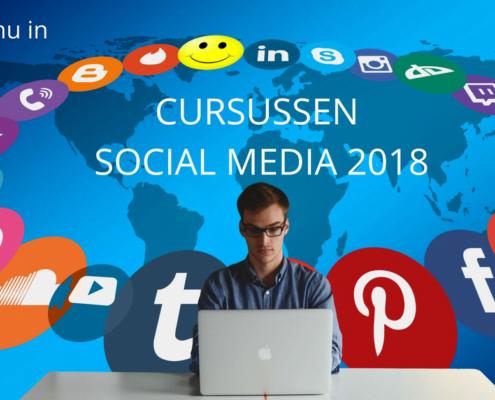 cursus social media 2018