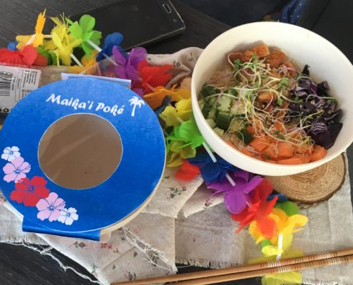 maikai poke bowl food innovatie