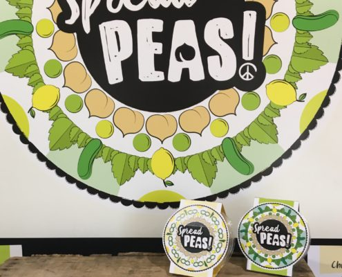 spread peas food innovatie
