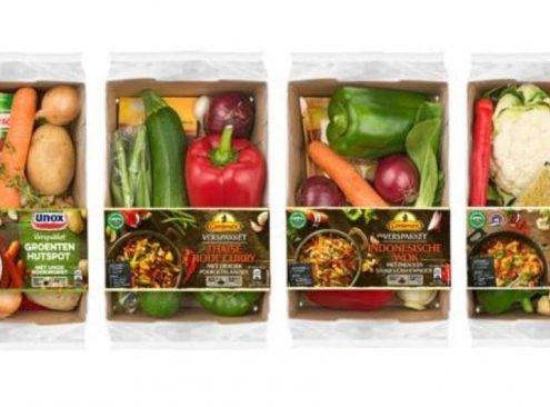 verse groentenpakketten