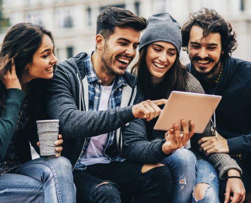 millennials bereiken