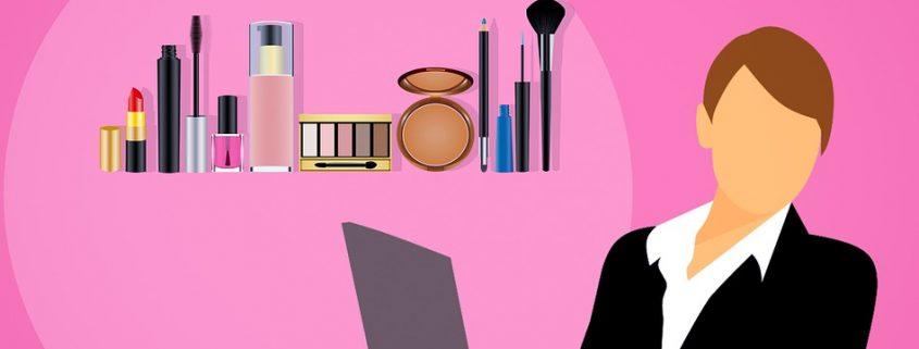distributiekanalen cosmetica
