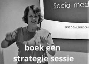 online strategie sessie