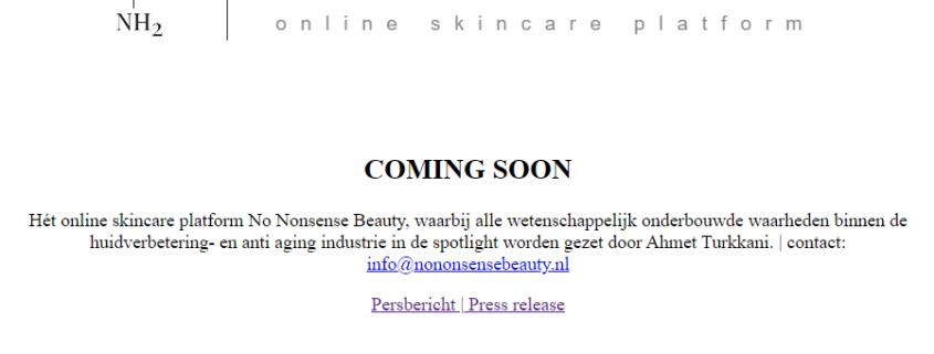 consument bewust maken professionele huidverzorging
